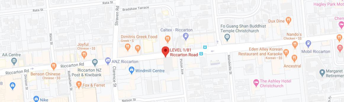 My beauty clinic address